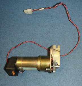 Pittman 19 1 Vdc Motor Heds 5500 A04 Encoder 31 1 Gear Ratio