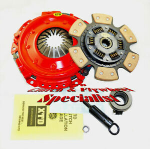 Xtd Stage 3 Clutch Kit 1994 2001 Jeep Grand Cherokee 4 0l Xj Wj Zj