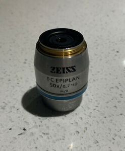 Zeiss Ec Epiplan 50x 0 7 Hd Microscope Objective