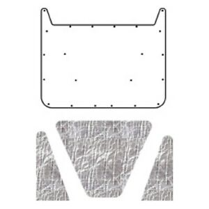 Hood Insulation Pad Cover For 1962 1964 Dodge Dart Acoustihood Kit Smooth