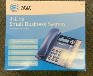 4 line Small Business System For At t