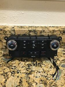 2010 2011 2012 Ford Fusion Milan Climate Control Unit Temperature A C Heater Oem