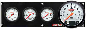 Quickcar Racing Products Extreme 3 1 Op wt ot W 5in Tach 61 7741