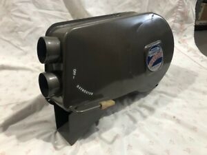 Harrison Heater Completely Refurbished Model Hd 205 55 Chevy Chevrolet 12 Volt