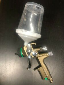 Sata X5500 Hvlp Spray Gun 1 3 With Rps Cups 1061887 Brand New