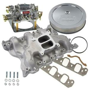 Summit Racing High Performance Intake Combo Cedl004