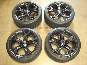 19 2018 20 Kia Stinger Gt Wheels Rims Tires Black Oem Factory Alloy