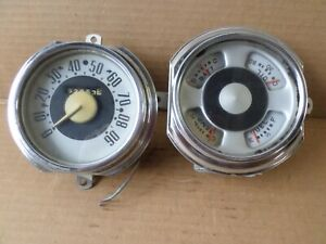 Zz Vintage Ford Truck Speedometer Gauges