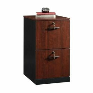 Pemberly Row 2 Drawer File Cabinet In Classic Cherry