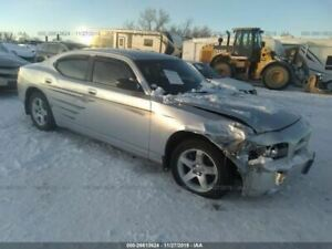 Driver Front Seat Bucket Leather Electric Fits 09 10 Charger 646146