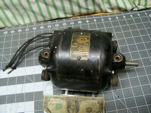 Vintage Genral Electric Motor Antique 1800 Rpm 1 25hp Sh Usa Tool
