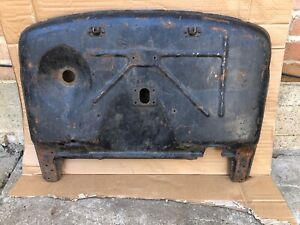1931 Model A Ford Firewall Indented Original Body Cowl Roadster Coupe 31 30