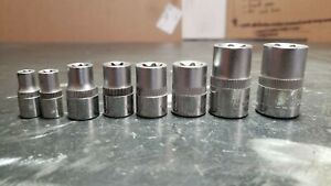 Cornwell 8 Piece Torx Socket Set E7 E20