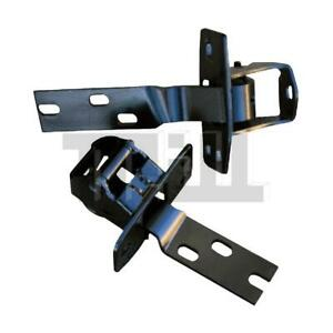 Door Top Bottom Hinge Kit 47 55 Chevy Gmc Ck Pickup Truck 1st Series Right