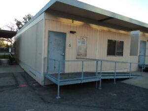 Relocatable Portable 960 Sq Ft Modular Mobile Home Office Double Wide 24 x40