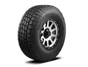 Set Of 5 Nitto Terra Grappler All terrain Tires 265 75 16 Radial 200010
