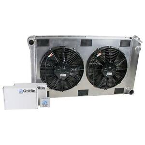 Griffin Exact Fit Radiator Combo Cu 00006