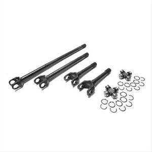 Alloy Usa Axles 4140 Chromoly Front Ford Bronco Dana 44 With U joints Kit 12177