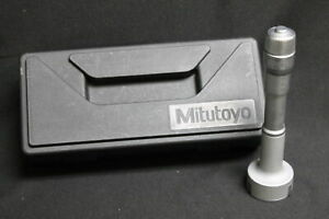 Mitutoyo 1 6 To 2 Mechanical Inside Hole Micrometer 368 869