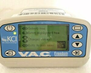 Kci V a c Freedom 60050 Negative Pressure Wound Therapy With Carrier Case