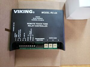 Viking Rc ca Remote Touch Tone Controller