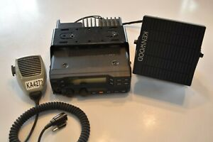 Kenwood Tk 790 Vhf Fm 148 174 Mhz Dash Pci Race Radio W Speaker