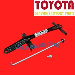 New Genuine Oem Toyota 07 11 Camry Battery Hold Down Clamp Complete Kit