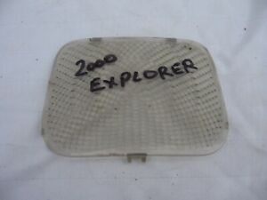 1998 2000 Ford Explorer Overhead Console Dome Map Lamp Light Cover Lens