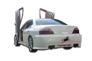 Duraflex Spyder Rear Bumper Body Kit For 99 03 Acura Tl