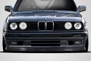 Carbon Creations Tko Front Lip Body Kit For 84 91 Bmw 3 Series E30
