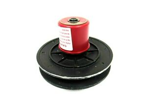 New Lovejoy 245 Variable Speed Pulley Bore 1 2 B