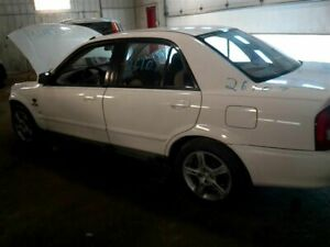 Wheel 15x6 Alloy 5 Notched Spokes Fits 02 03 Mazda Protege 865041
