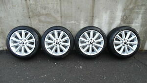 2019 Mini Cooper Clubman 17 Alloy Wheels Rims W 225 45r 17 Tires Set Of 4 Oem
