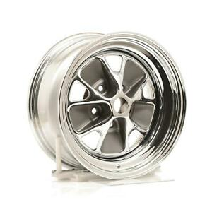 Scott Drake 65 67 Styled Steel Wheel 15x7 Chrome Rim