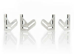 Be cool Radiators Mounting Brackets For Electric Fans 72054
