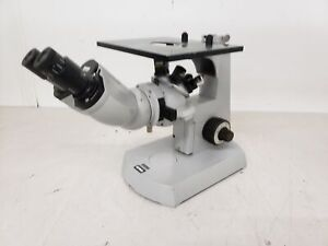 Zeiss 47 30 12 9902 Microscope Binoculars Base Stage Opticles