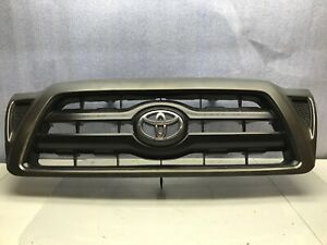 2005 2006 2007 2008 2009 2010 2011 Toyota Tacoma Front Grill Oem