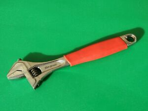 Snap On Fadh12a 12 Adjustable Soft Grip Wrench 12 Inch Length Ships Free