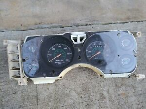 1979 1983 Ford Mustang Instrument Dash Cluster