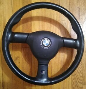 Bmw Mtech 2 Steering Wheel E30 E28 E24 Fitment 380mm