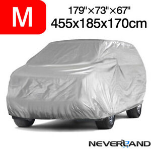 Full Car Suv Cover Outdoor Dust Protection Waterproof For Jeep Compass Renegade
