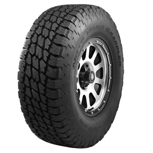 Lt265 75r16 Nitto Terra Grappler A t 123q 10ply Load E Blk set Of 4