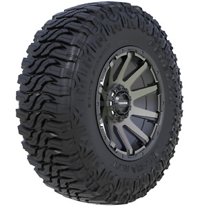Lt285 70r17 Federal Tire Xplora M T 121 118q 10ply Load E Set Of 4