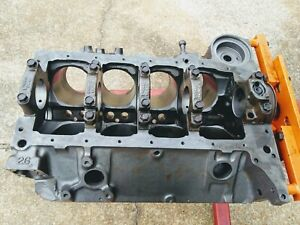 1970 1971 350 Chevrolet Cea Engine Block Std Bore Z28 Camaro Lt1 Corvette