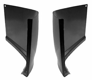 Cab Corner For 60 66 Chevy Gmc Ck Pickup Truck Pair