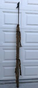 Antique Whale Or Seal Harpoon 83 Vintage Maritime Whaling