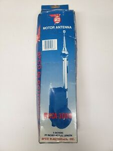 Afco Am fm Universal Fully Or Semi Automatic Power Antenna Fits Most Cars