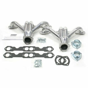 Patriot h8027 1 Sb Chevy Block Hugger Headers Model A 1928 29 30 31 32 Ford