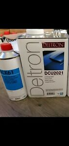 Ppg Concept Dcu2021 Gallon With Dcx61 Hardener Brand New 2019 Sealed