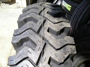 6 tires 4 Drives 8 25 20 Tires Traker Plus And 2 Steers Hi way Truck Tire